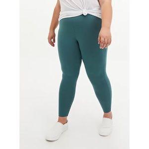 🆕 Pine Green Premium Legging 1X 14 16 NWT Torrid